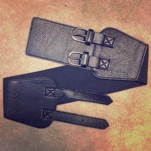Accessories - Two-Buckle Waist Belt